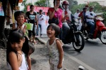 March to Crossing Wing 4 @ Brgy. Real, Calamba photo by Thrianne Gellido